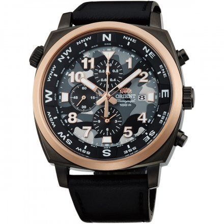 ORIENT FTT17003B0 Zegarek Japońskiej Marki Orient TT17003B
