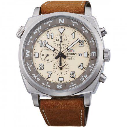 ORIENT FTT17005Y0 Zegarek Japońskiej Marki Orient TT17005Y