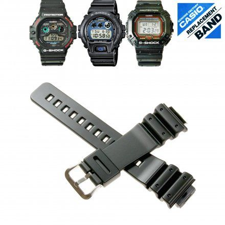 Pasek 71604349 Do Zegarka Casio Model DW-5300 DW-5900C DW-6900