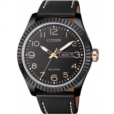 Citizen BM8538-10EE Zegarek Męski Citizen Eco-Drive BM8538 10EE