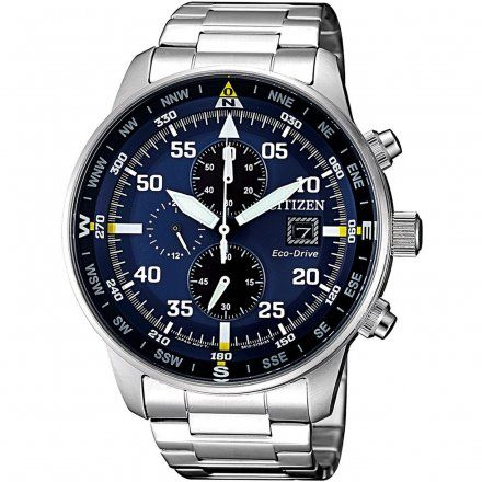 Citizen CA0690-88L Zegarek Męski Citizen Eco-Drive CA0690 88L
