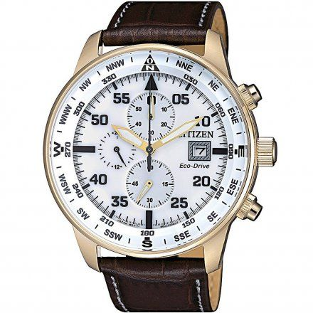 Citizen CA0693-12A Zegarek Męski Citizen Eco-Drive CA0693-12A