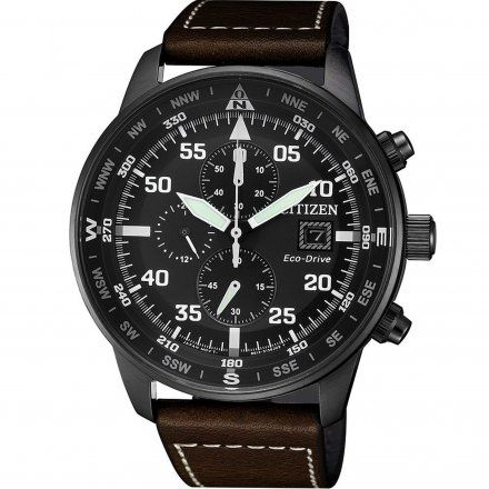 Citizen CA0695-17E Zegarek Męski Citizen Eco-Drive CA0695-17E