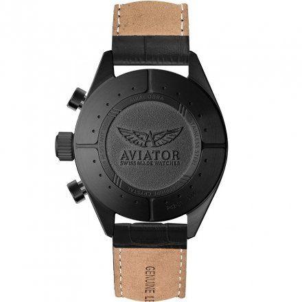 Zegarek Męski Aviator V.2.25.5.169.4 Airacobra P45 Chrono