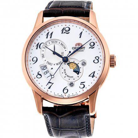 ORIENT RA-AK0001S10B Zegarek Japońskiej Marki Orient RA-AK0001S