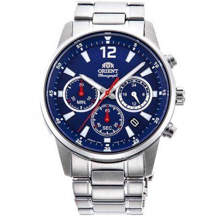 ORIENT RA-KV0002L10B Zegarek Japońskiej Marki Orient RA-KV0002L