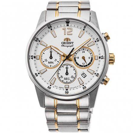 ORIENT RA-KV0003S10B Zegarek Japońskiej Marki Orient RA-KV0003S