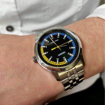 ORIENT SQC0U005F0 Zegarek Męski Japońskiej Marki Orient QC0U005F