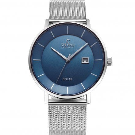V222GRCLMC Zegarek Męski na bransolecie OBAKU