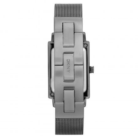 Pasek DKNY - Oryginalna Stalowa pokryta kolorem bransoleta typu Mesh do zegarka DKNY