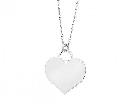 Biżuteria damska INFINITY BTNZ0108 Naszyjnik srebrny