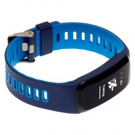 Opaska Sportowa, Smartband Garett Fit15 Niebieska