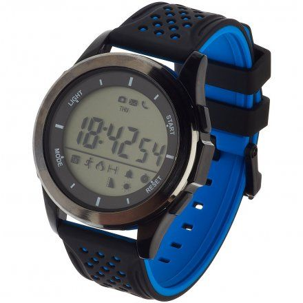 Smartwatch Garett Sport4 Czarno-Niebieski