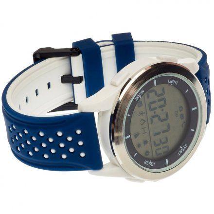 Smartwatch Garett Sport4 Niebiesko-Biały