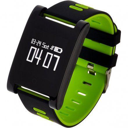 Smartwatch Garett Sport7 Czarno-Zielony