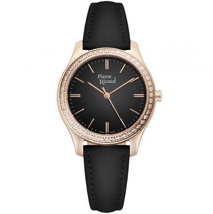 Pierre Ricaud P22053.92R4Q Zegarek - Niemiecka Jakość