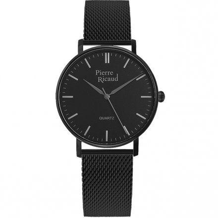 Pierre Ricaud P51082.B114Q Zegarek - Niemiecka Jakość