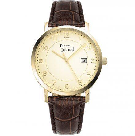 Pierre Ricaud P97229.1221Q Zegarek - Niemiecka Jakość