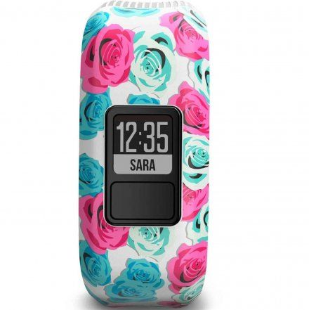GARMIN Opaska Vivofit jr. Real Flower 010-01634-22