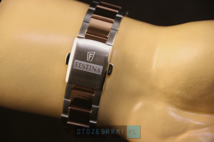 Zegarek Damski Festina F16751/3 Boyfriend Multifunction 16751/3