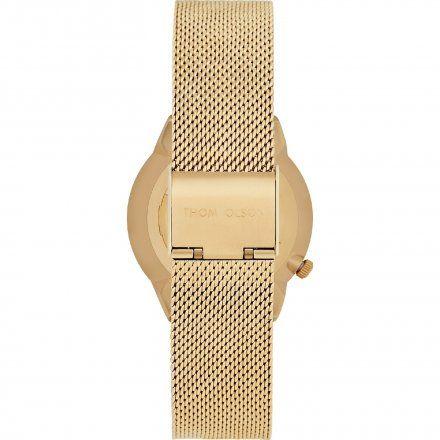 Zegarek Thom Olson CBTO016 Gypset Gold Royal