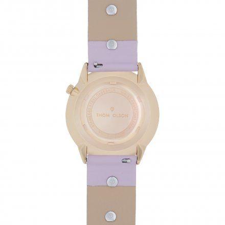 Zegarek Thom Olson CBTO020 Gypset Lilac Lovers