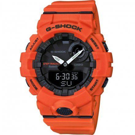 Zegarek Casio GBA-800-4AER G-Shock G-SQUAD GBA 800 4A