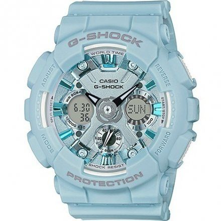 Zegarek Casio GMA-S120DP-2AER G-Shock GMA-S120DP-2A