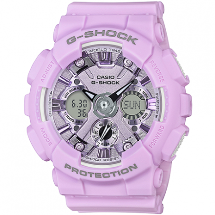 Zegarek Casio GMA-S120DP-6AER G-Shock GMA S120DP 6A