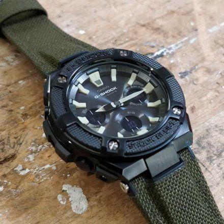 Zegarek Casio GST-W130BC-1A3ER G-Shock G-Steel Premium GST W130BC 1A3
