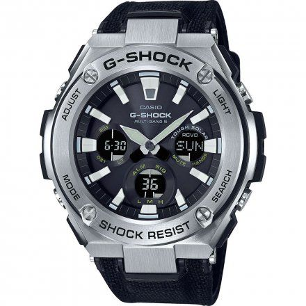 Zegarek Casio GST-W130C-1AER G-Shock GST W130C 1A
