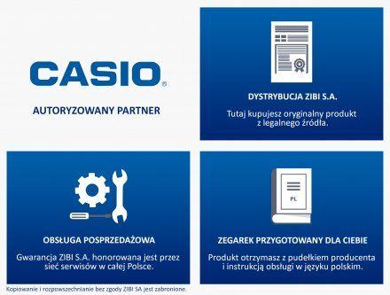 Zegarek Casio MCW-110H-1AVEF SPORT MCW 110H 1AV