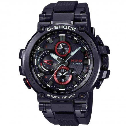 Zegarek Męski Casio MTG-B1000B-1AER G-Shock Exclusive Premium MTG B1000B 1A