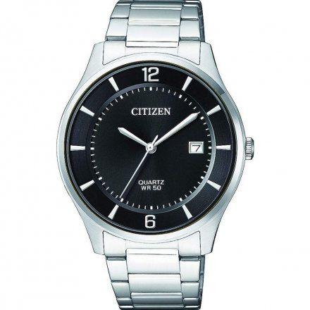 Citizen BD0041-89E Zegarek Męski na bransolecie Citizen Classic