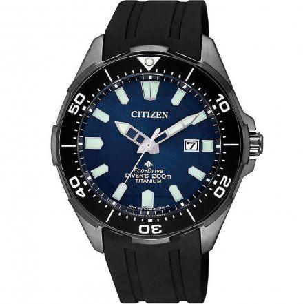 Citizen BN0205-10L Zegarek Męski Citizen Promaster Eco-Drive