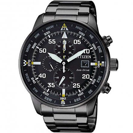 Citizen CA0695-84E Zegarek Męski Citizen Eco-Drive CA0695 84E