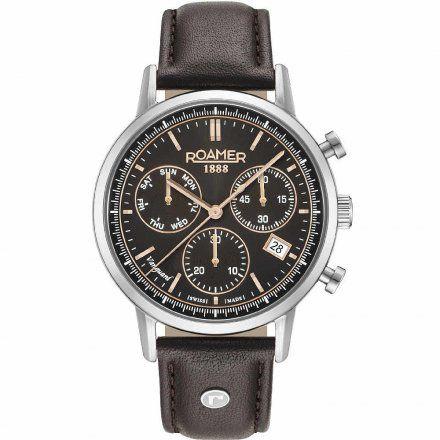 Roamer 975819 40 55 09 Zegarek Szwajcarski Vanguard Chrono Ii