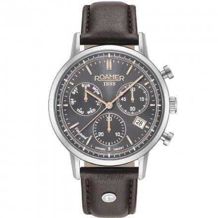 Roamer 975819 41 05 09 Zegarek Szwajcarski Vanguard Chrono Ii