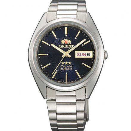 ORIENT FAB00006D9 Zegarek Japońskiej Marki Orient AB00006D