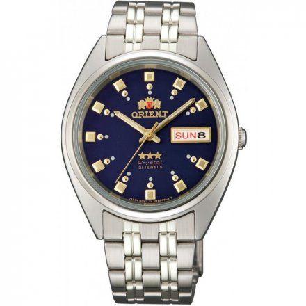 ORIENT FAB00009D9 Zegarek Męski Japońskiej Marki Orient AB00009D