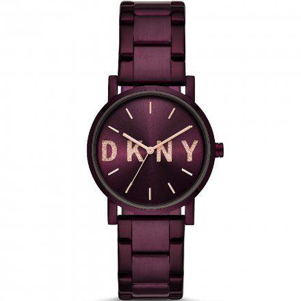 Zegarek Damski DKNY NY2766 Seria Soho