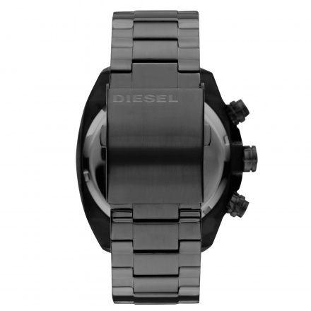 Pasek DIESEL - Oryginalna bransoleta stalowa powlekana do zegarka Diesel
