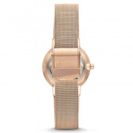 Pasek SKAGEN - Oryginalna bransoleta stalowa powlekana do zegarka Skagen