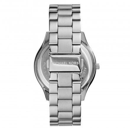 Pasek MICHAEL KORS - Oryginalna bransoleta stalowa do zegarka MICHAEL KORS