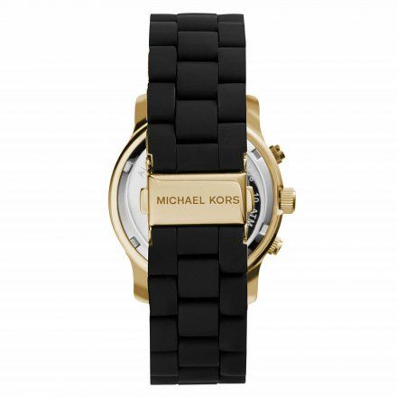 Pasek MICHAEL KORS - Oryginalny pasek z tworzywa do zegarka Michael Kors