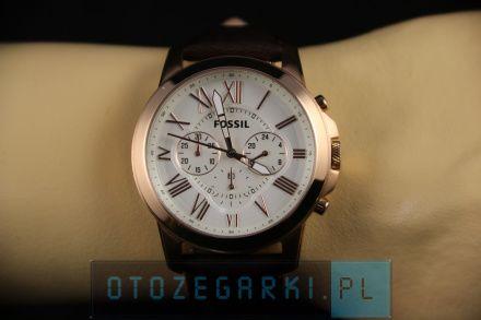 Fossil FS4991 Grant - Zegarek Męski FS4991IE
