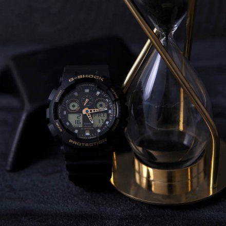 Zegarek Casio GA-100GBX-1A9ER G-Shock GA 100GBX 1A9