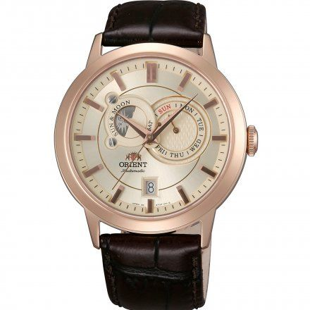 ORIENT FET0P001W0 Zegarek Japońskiej Marki Orient ET0P001W0