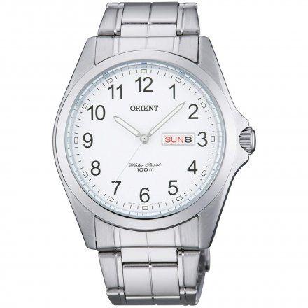 ORIENT FUG1H002W6 Zegarek Męski Japońskiej Marki Orient UG1H002W