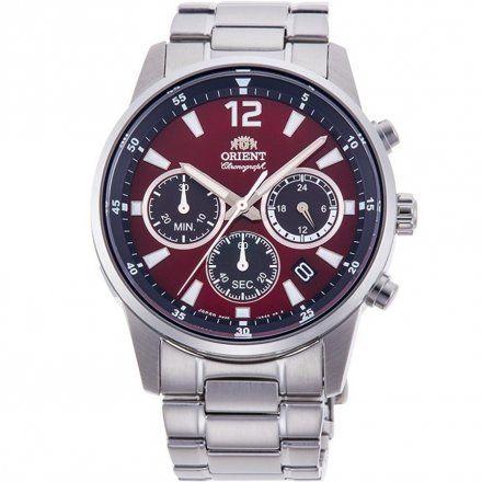 ORIENT RA-KV0004R10B Zegarek Japońskiej Marki Orient A-KV0004R10